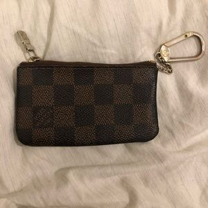 Louis Vuitton Key and Card Pouch